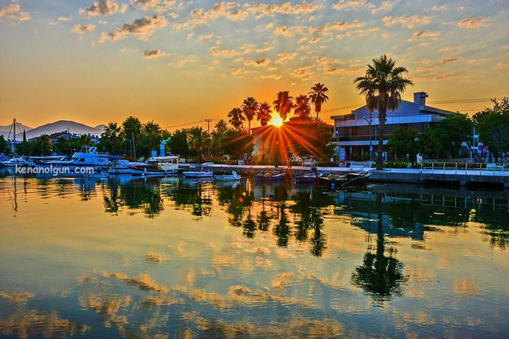 Good evening from #Fethiye #Turkey