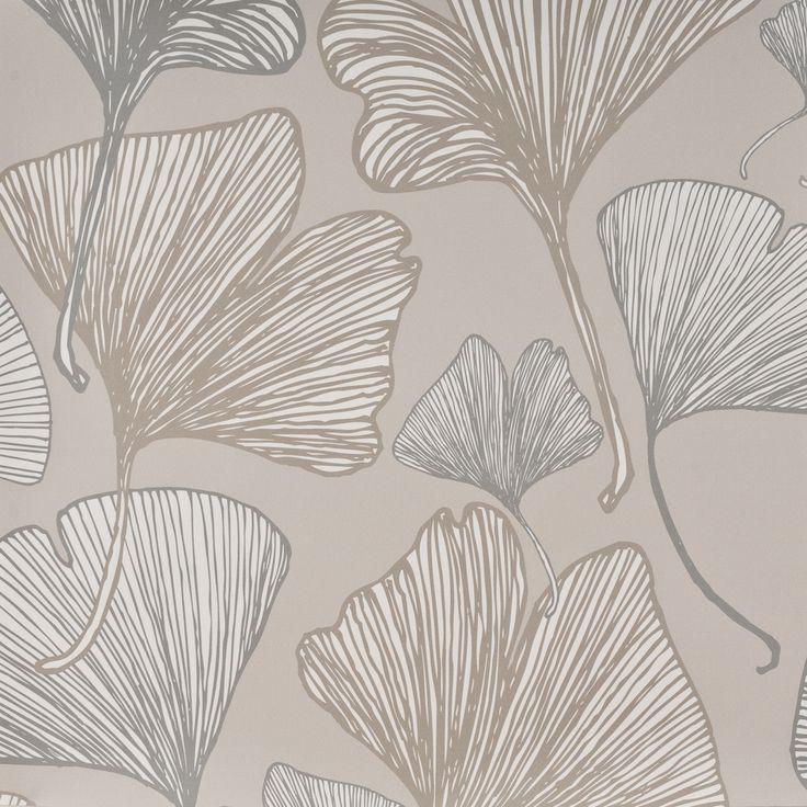 Ginkgo Natural Wallpaper www.nicolacerini.com
