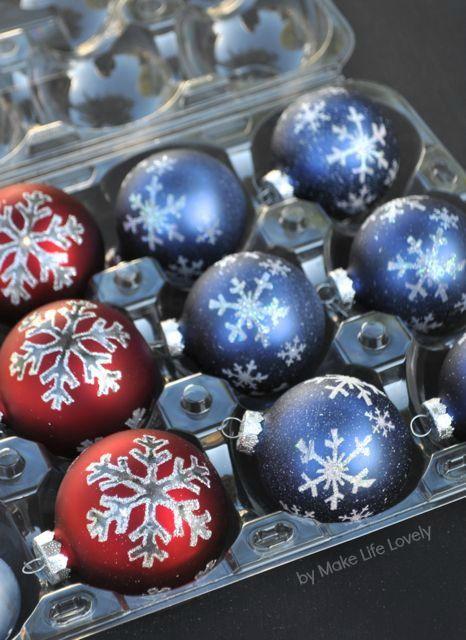 25 unique Christmas ornament storage ideas on Pinterest  Cheap