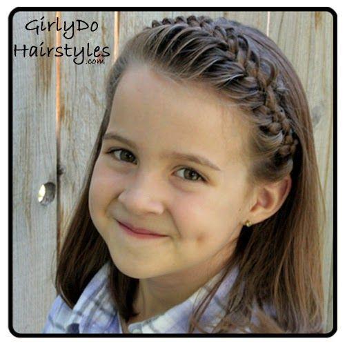 Penteados super giros (e fáceis) para as meninas!