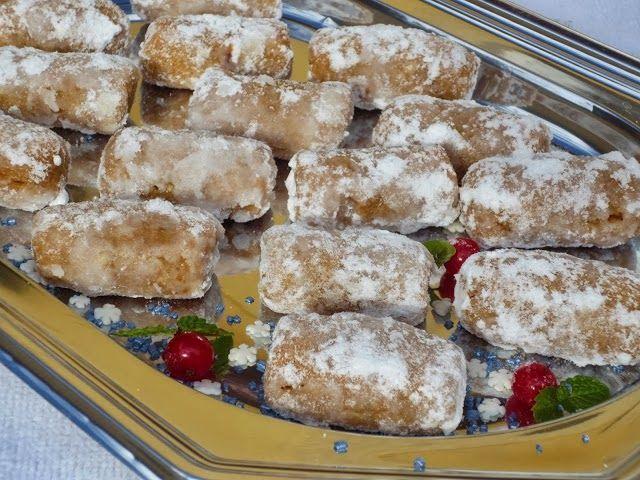 Alfajores de almendra cocina tradicional