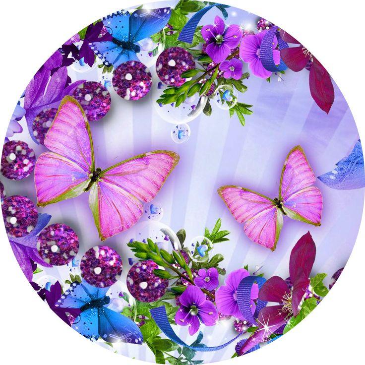 картинка цветочная круглая яростью жаждой мести