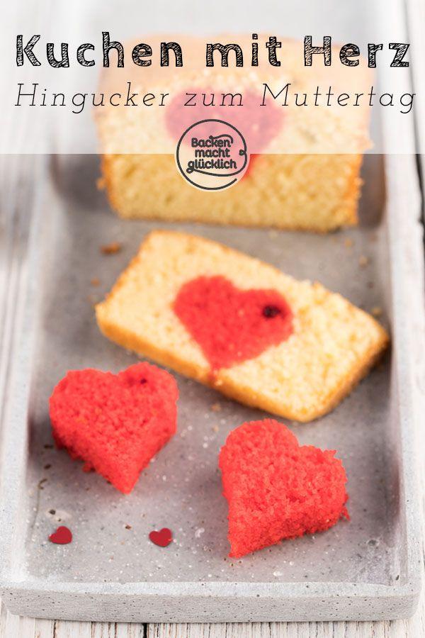 Muttertagskuchen Mit Herz Rezept Kuchen Muttertag Kuchen Und Ruhrkuchen