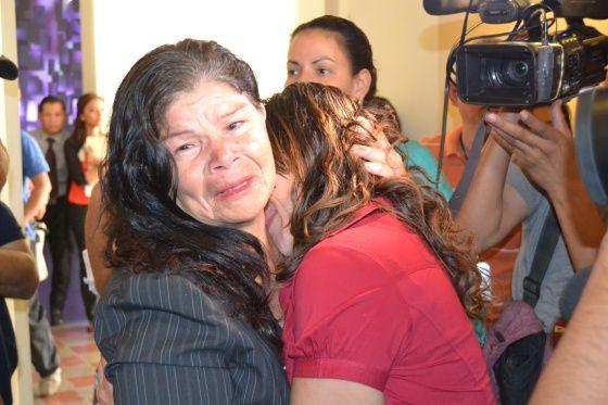 Madre e hija se encuentran tras 29 años de la guerra civil salvadoreña | Internacional | EL PAÍS