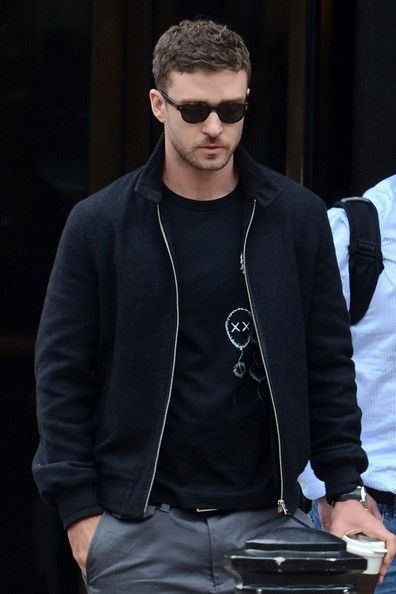 Justin Timberlake Photos - Justin Timberlake Out and About in Tribeca - Zimbio