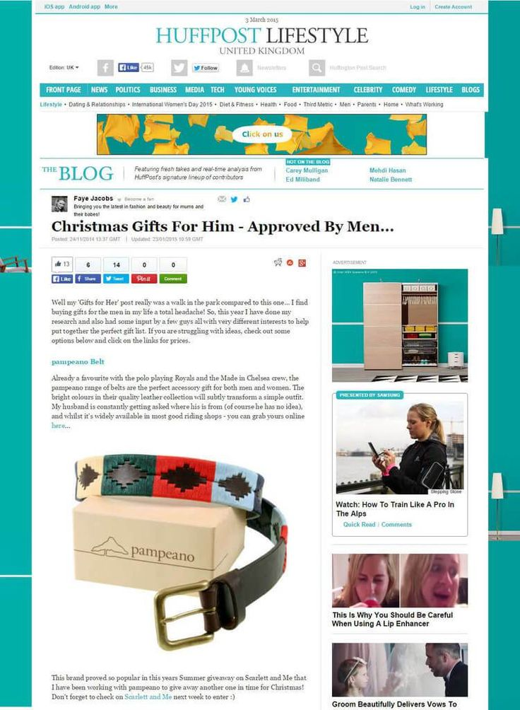 Huffington Post   pampeano