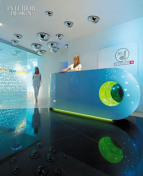 204 best clinic designs images on pinterest clinic for Surreal salon 8