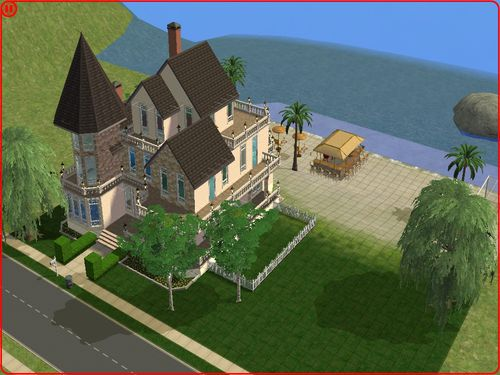 407 Edgewater Parkway* (Outside) - Houses and Whatnot