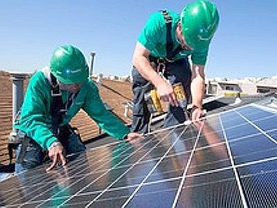 i pannellisti solari..