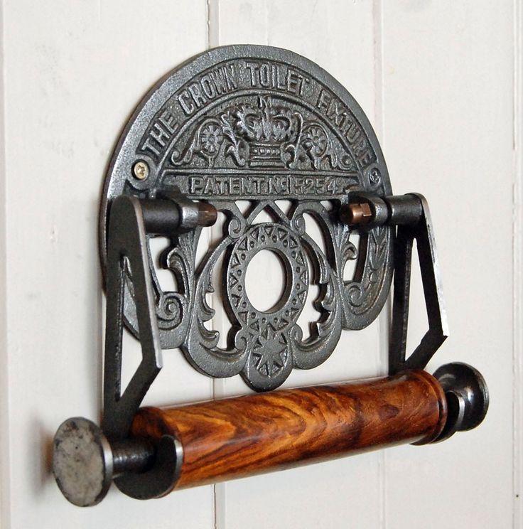 Image result for victorian toilet roll holder