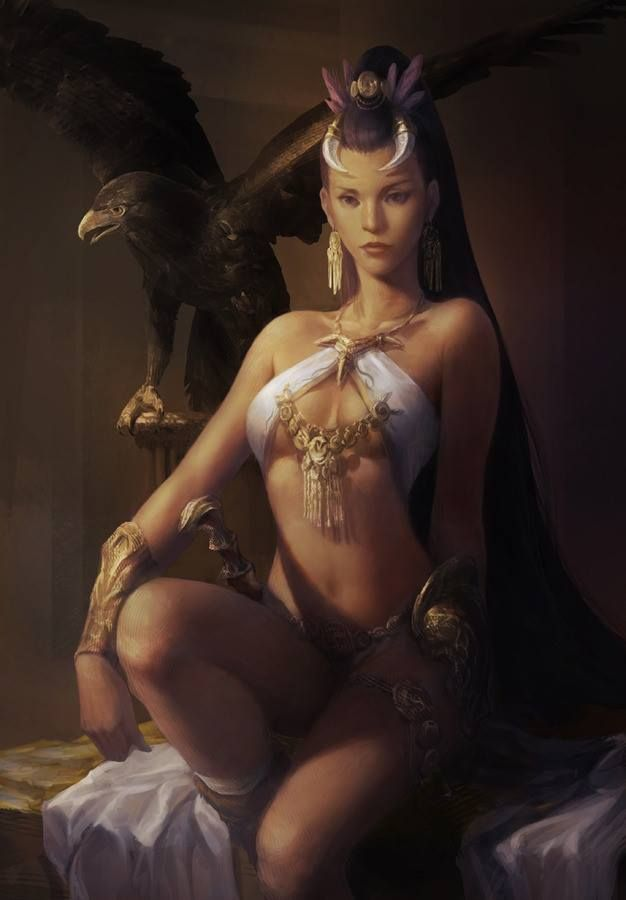 Pin by steven c on fantasy warriors