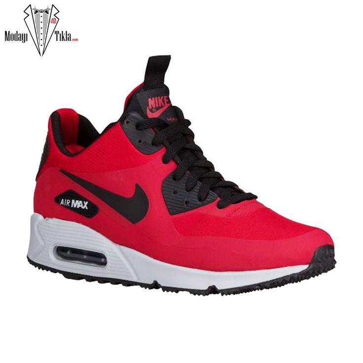 envío libre extremadamente barato cuánto Nike Air Max 90 Zapatillas De Deporte De Invierno De Arranque De Color Marrón / Negro Hombre Lobo grandes ofertas edición limitada venta oficial de venta yBoHD