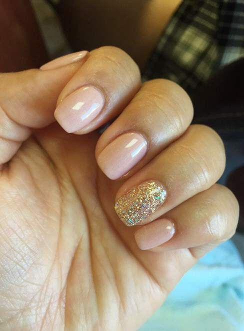 Can gel nails be short
