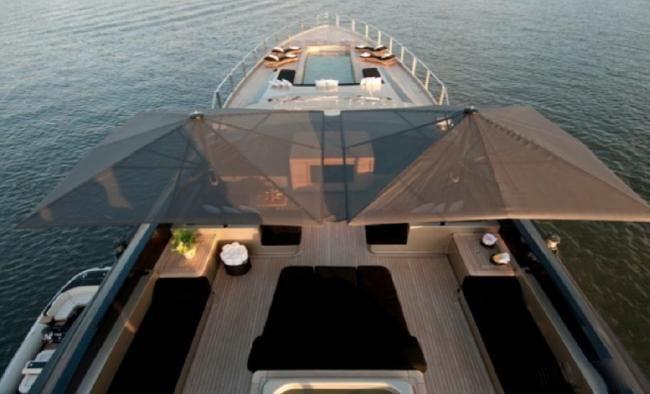 Palmer Johnson 170 Motor yacht  DB9 for sale