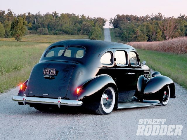 39 Packard - rear