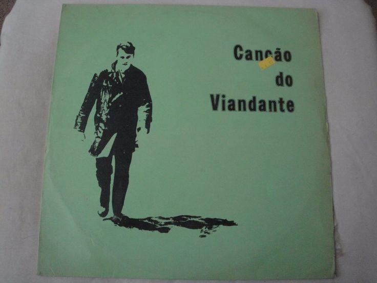 Cancao Do Viandante Vinyl Lp Decart CIEC 1002 Made in Brazil EX #Concerto