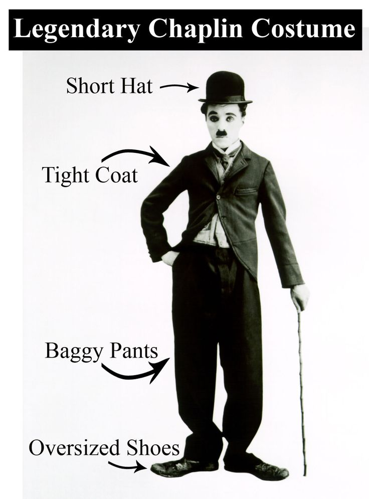 charlie chaplin costumes - Google Search