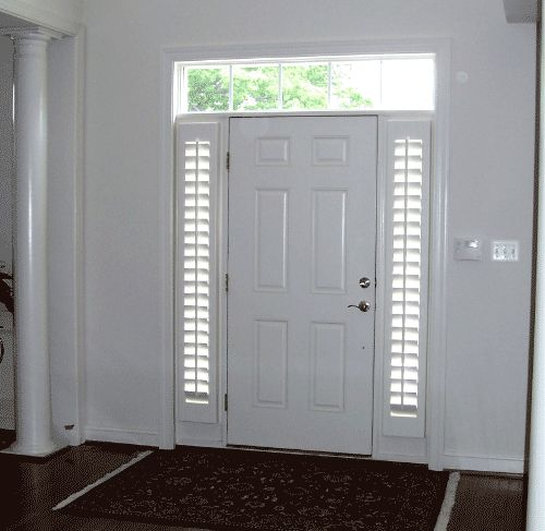 Front Door Side Window Film: 9 Best Images About Front Door Sidelights On Pinterest
