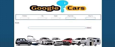 GoogleCars.co.za - Search Engine - For Cars - Bakkies - Motorcycles - Boats. ATTENTION ALL Dealerships - Get linked-up NOW! Call 076-8294214