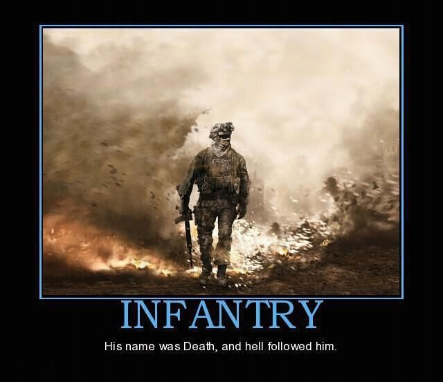 Armed Ready To Serve: 25+ Best Ideas About Army Infantry On Pinterest