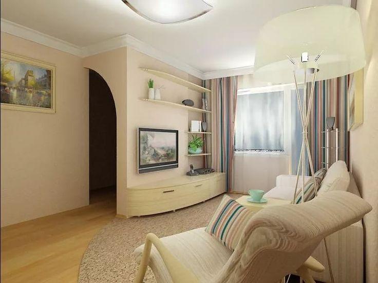интерьеры хрущевок 1 комнатных квартир: 14 тыс изображений ...
