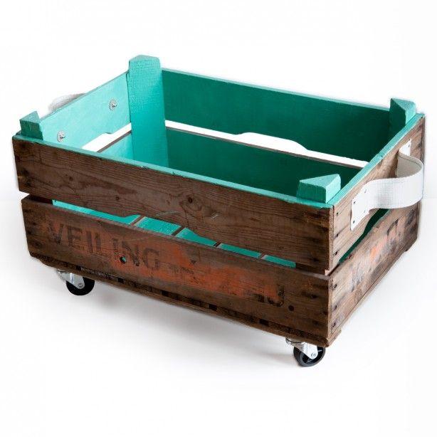 Houten Speelgoed Keuken Marktplaats : Turquoise Storage