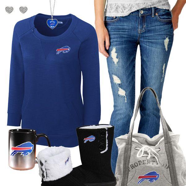 Buffalo Bills Fashion - Cozy Bills Sunday