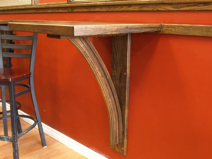 Wall hung High Tables - Reader's Gallery - Fine Woodworking