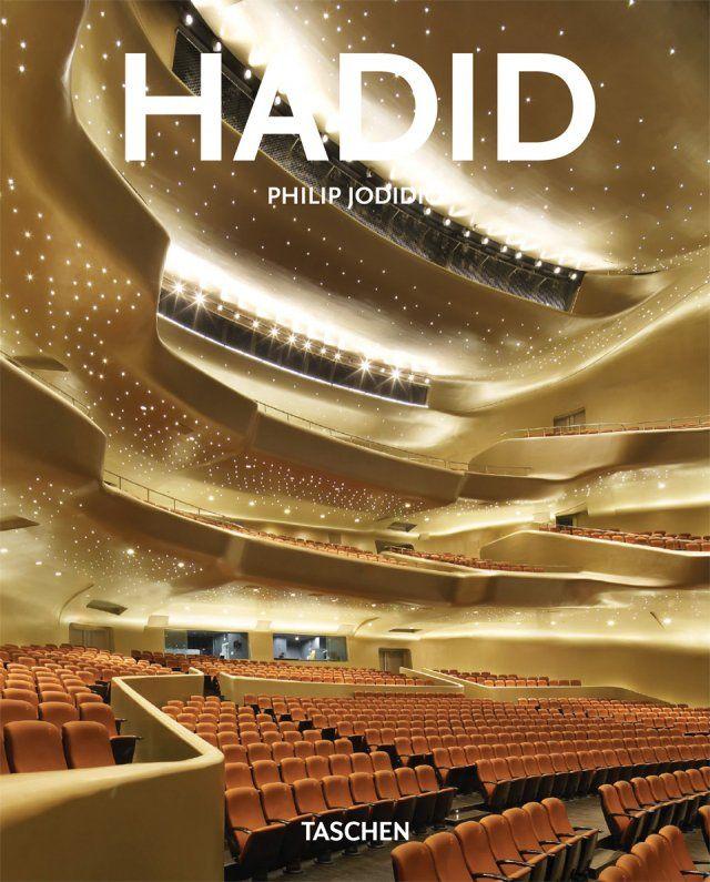 Fascinante libro sobre la obra de la arquitecto ganadora del premio Pritzker, Zaha Hadid