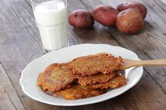 Come preparare rosti di patate e pancetta