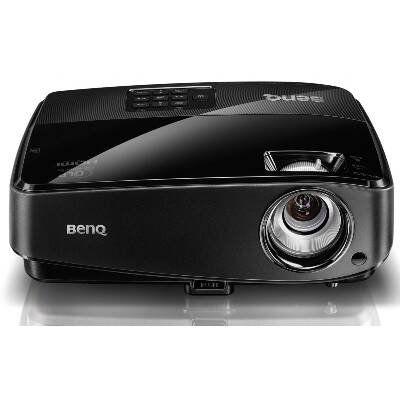 BenQ MS517 DLP Projector HDTV 4:3 800x600 SVGA 13000:1 2800 lumens HDMI/VGA/USB Speaker New - Retail. 1-Year Limited Warranty. BenQ MS517. BenQ MS517 DLP Projector HDTV 4:3 800x600 SVGA 13000:1 2800 lumens HDMI/VGA/USB Speaker.  #BenQ #PC_Accessory