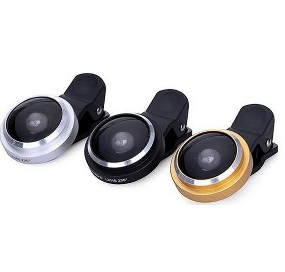 Universal Super Cell Phone Camera Circle Clip Fisheye Fish Eye Lens 235 Degree For IPhone Samsung HTC LG Android Phone – Shop Now! – WorldOfTablet.com
