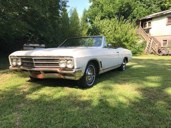 Used 1966 Buick Skylark Convertible Classic Cars Cadillac, MI Classic Car Deals $9,295  - Find Vehicles for sale at VehicleSurf.com