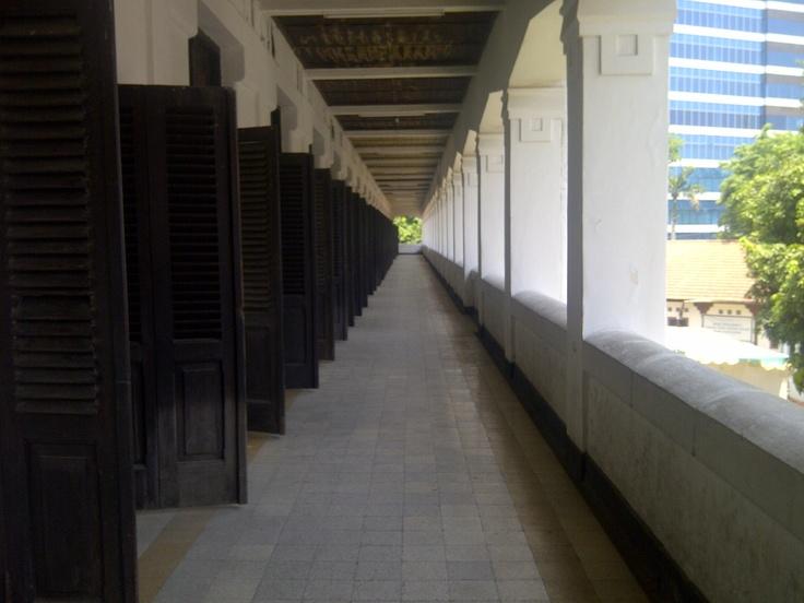 Lawangsewu. Semarang.