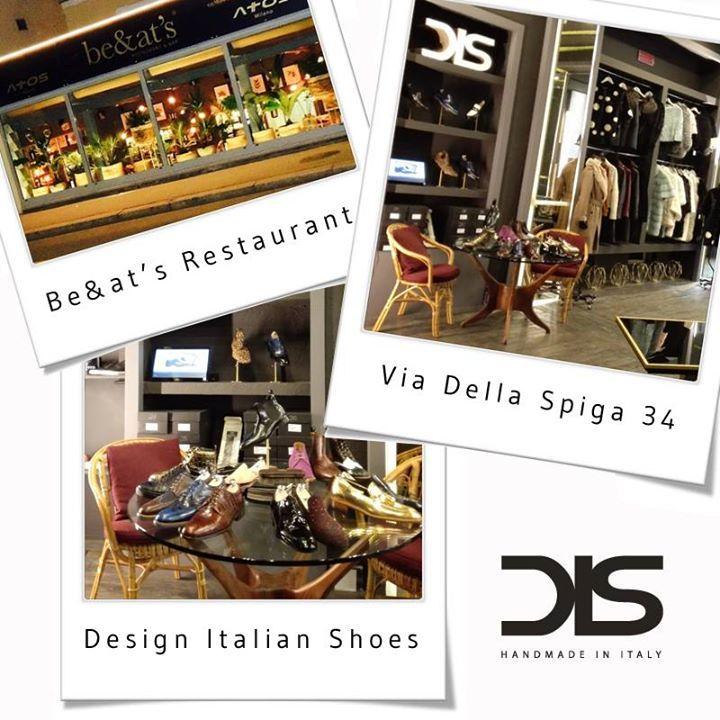 Grand Opening Spiga34 nell'esclusivo spazio di Attos Milano shop in shop e corner per la personalizzazione DIS - Design Italian Shoes #weardis