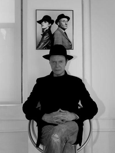 David Bowie best geklede Brit | ELLE