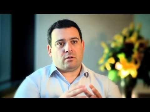 Tom Skotidas Interviewed by Austrade