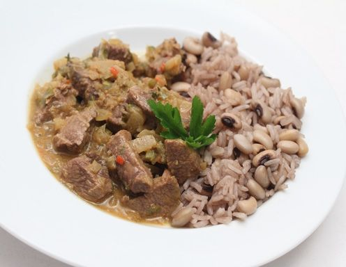 Jamaikanisches Lammcurry in Rumsauce Rezept