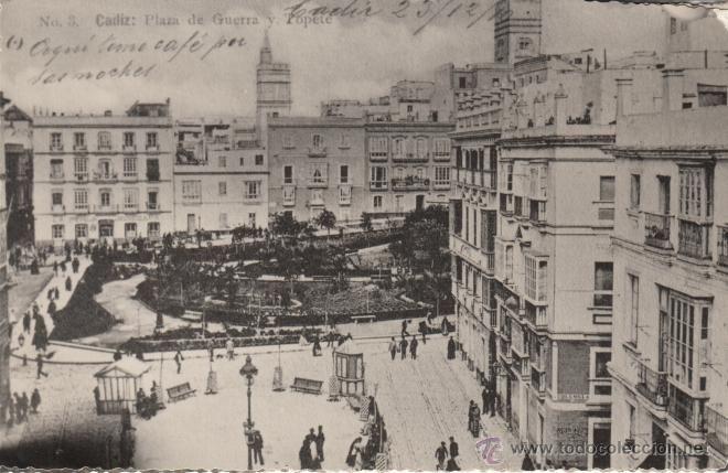 Cadiz 1900 fotografía - Foto 1