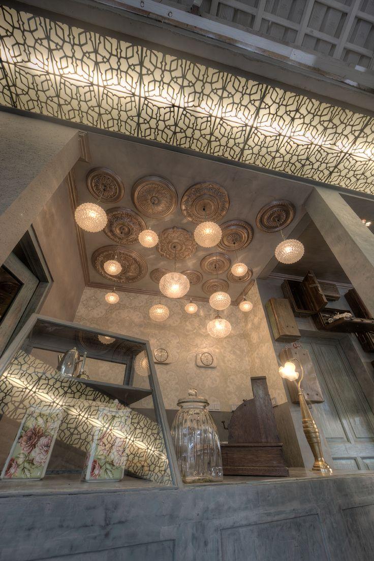 Balique Vintage Café/ Restaurant Jimbaran - Bali