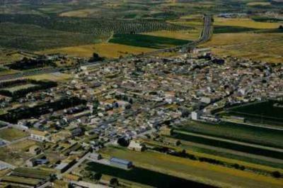Cijuela in the area of Granada Granada Province Spain.