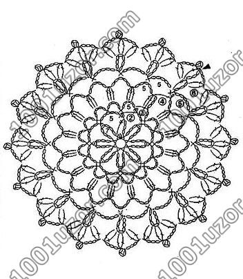 Receita De Sousplat De Croche Passo together with Butterfly likewise H C3 A4keln Anleitungen furthermore Crochet Doily Diagrams in addition 124 Lace Crochet Patterns 124. on crochet coaster patterns