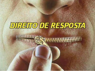 NOTA DE ESCLARECIMENTO E DIREITO DE RESPOSTA À GAZETA DO POVO