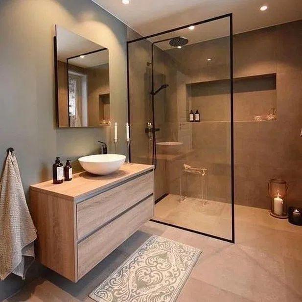Best 33 Begehbare Dusche Umgestalten Ideen 32 Remonis Com Modern