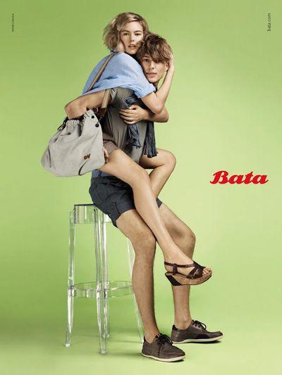 Bata Europe spring/summer campaign. #batashoes