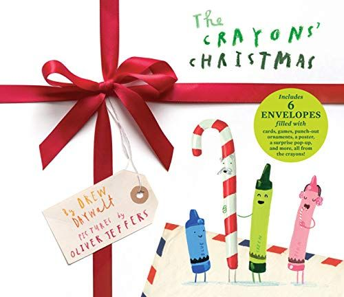 Jeffers Christmas 2020 The Crayons' Christmas   Hardcover   (October 15, 2019) in 2020