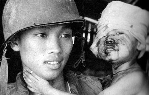 The Vietnam War .... I hate war ... such a tragedy