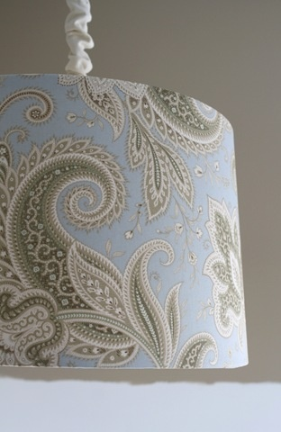 See More Love The Pattern And Colour Nice Idea For A Lamp