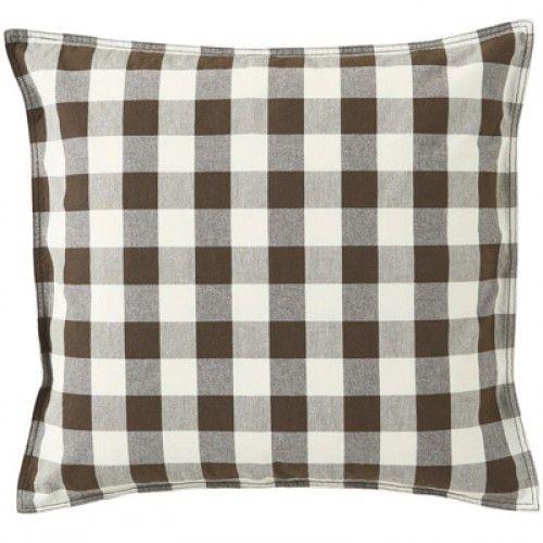 Washed Cotton Cushion Cover | Muji