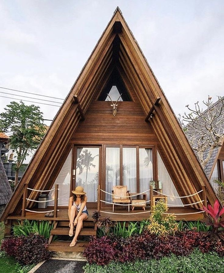 Simple Smallhouse Design Plans: Pin By Ni Ketut On Love Grows Here